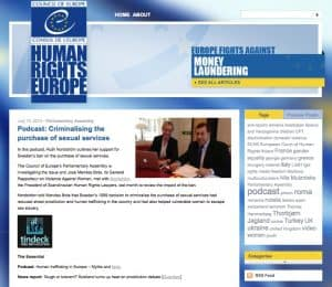 human rights europe - podcast