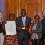 Scandinavian Human Dignity Award 2016 winner dr Denis Mukwege