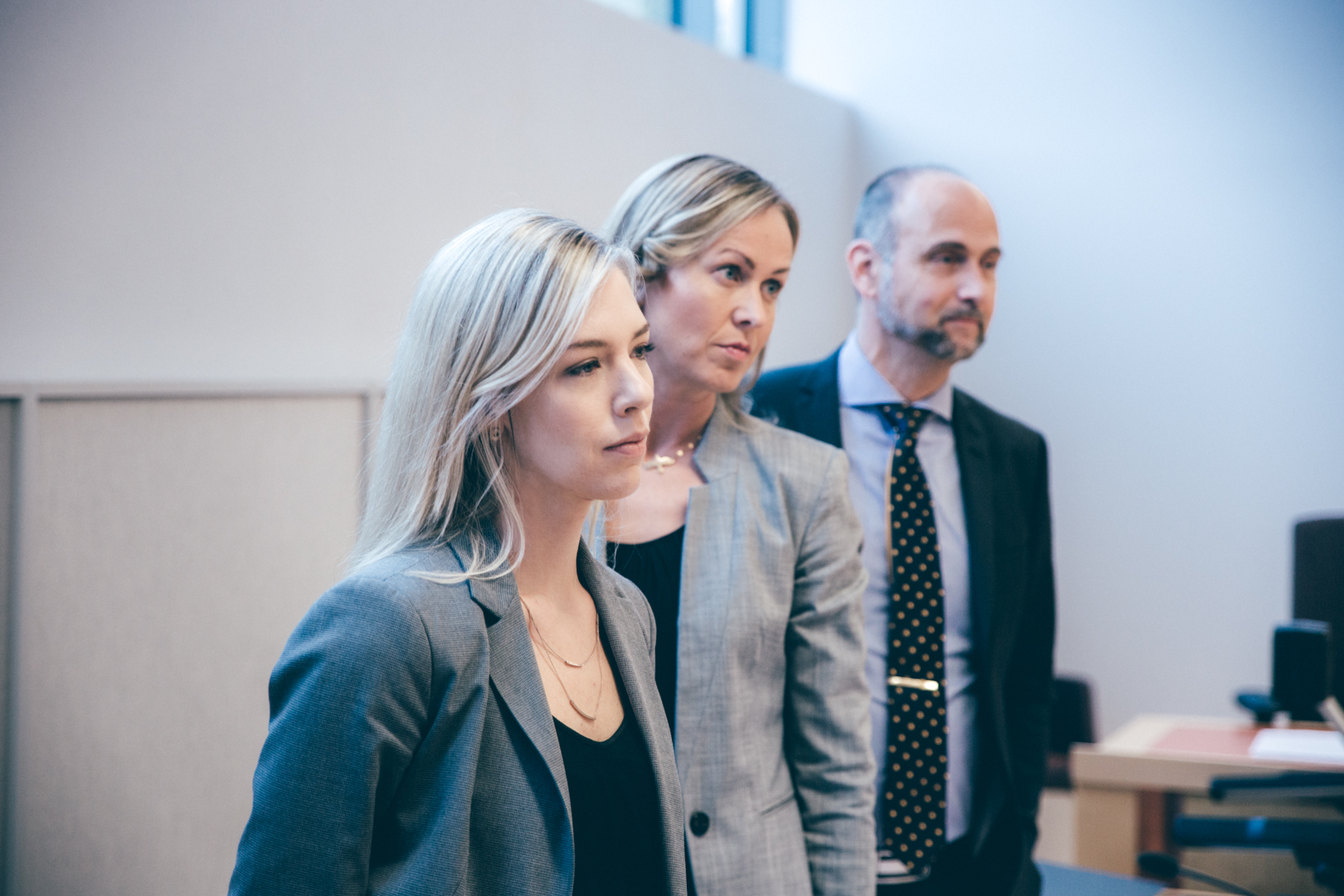 Scandinavian Human Rights Lawyers, Ruth Nordström, Rebecca Ahlstrand, Jörgen Olson